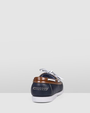 JM Alistair - Casual Shoes (Navy)