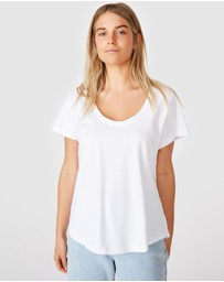 Cotton On - The One Scoop Tee