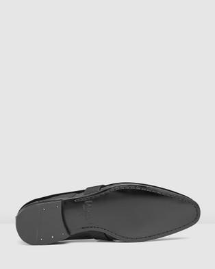 Aquila Ascott Loafers - Flats (Black)