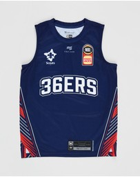 First Ever Kids - Adelaide 36ers 19/20 Youth Authentic Home Jersey