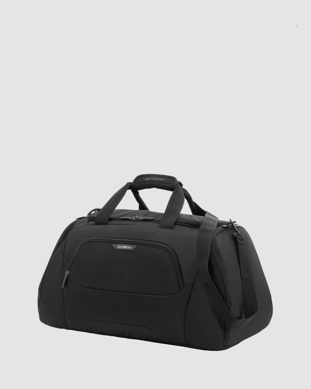 Samsonite Business Albi 55cm Duffle Bag Bags Black & Grey