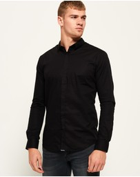 Superdry - Tailored Long Sleeved Slim Shirt