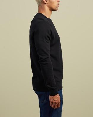 Christopher Raeburn - Crew Sweat Sweats (Raeburn Black)
