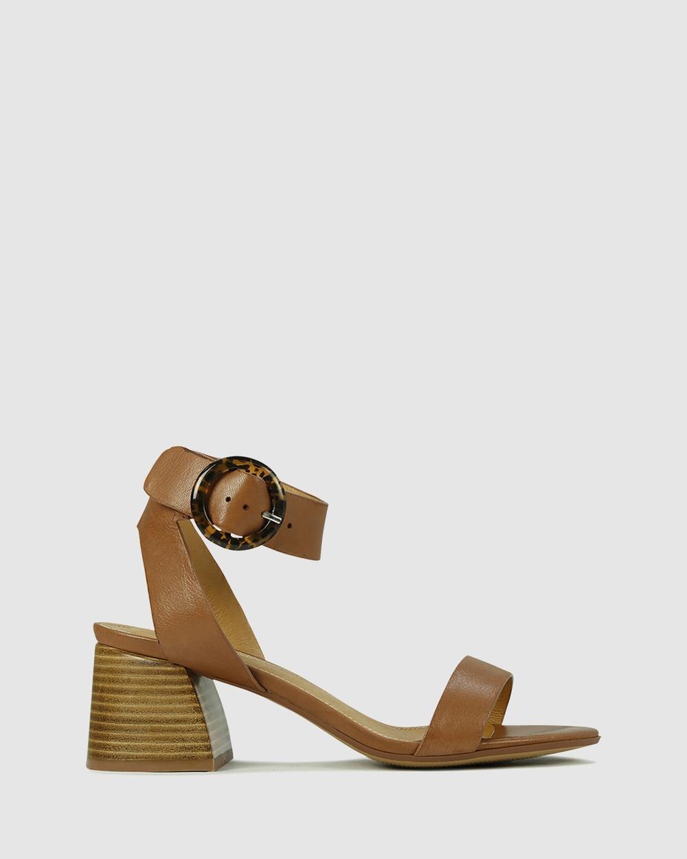 Eos Statty Sandals Brown