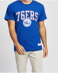 Mitchell & Ness - Hat Hook SS Tee