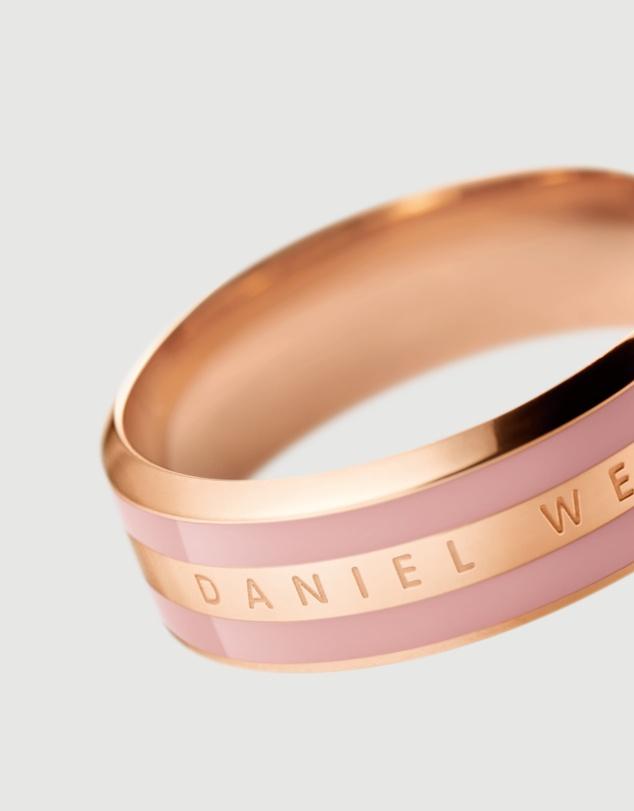 Women Emalie Ring Dusty Rose