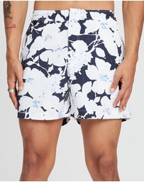 Double Rainbouu - Cloud Control Pool Shark Swim Shorts