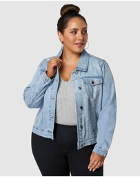Indigo Tonic - Jacqueline Denim Jacket