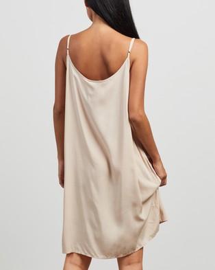 Morrison Oden Slip Dress - Dresses (Nude)