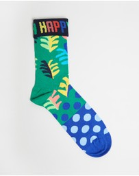 Happy Socks - Big Leaf