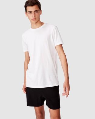 Factorie Tech Track Shorts - Shorts (Black)