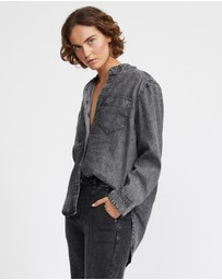 Jac & Mooki - Chambray Shirt