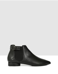 S by Sempre Di - Ulla Ankle Boots