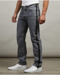 Helmut Lang - Masc High Straight Jeans