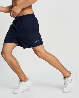 Reebok Classics Woven Shorts - Shorts (Vector Navy)