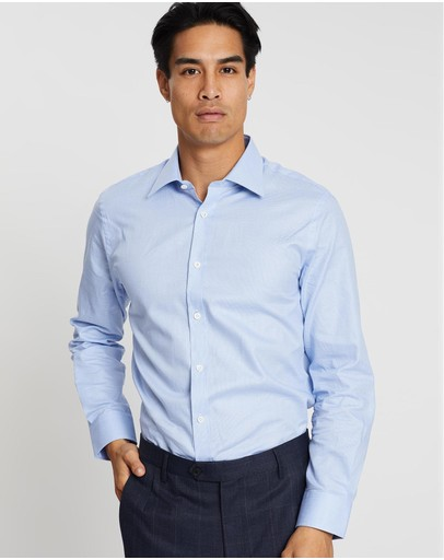 Gieves and Hawkes - Cotton Button-up Shirt