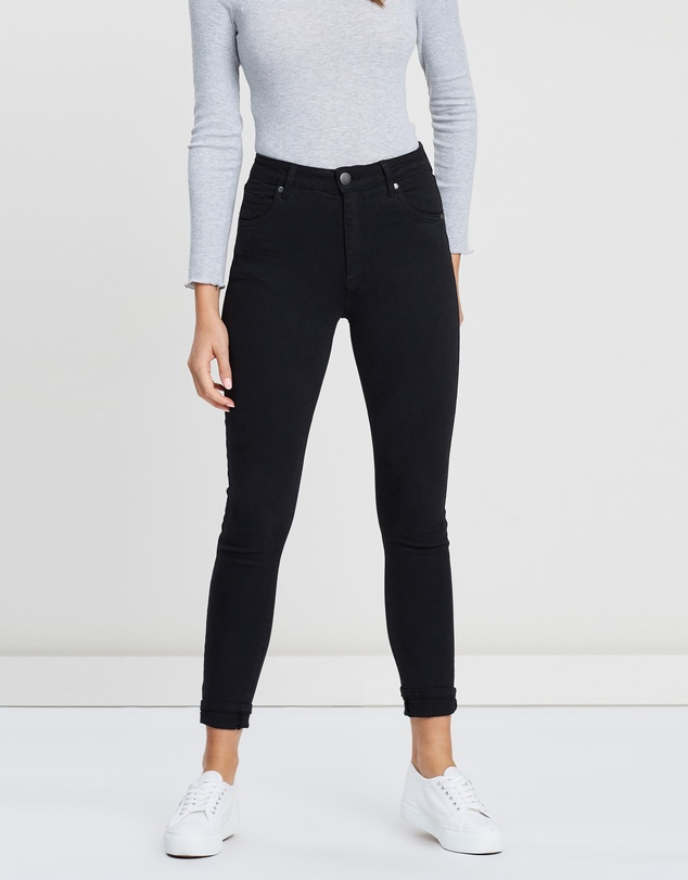 Cotton On - High Rise Skinny Jeans