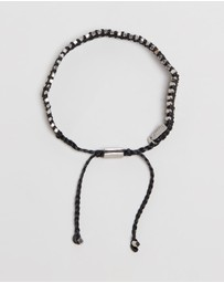 Scotch & Soda - Classic Braided Bracelet
