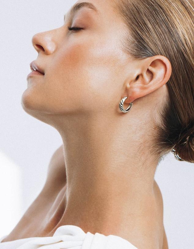 Women Marseilles Hoop Earrings