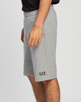 Emporio Armani EA7 Bermuda Shorts - Shorts (Medium Grey)