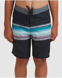 Quiksilver - Boys 8-16 Surfsilk Sun Faded 17
