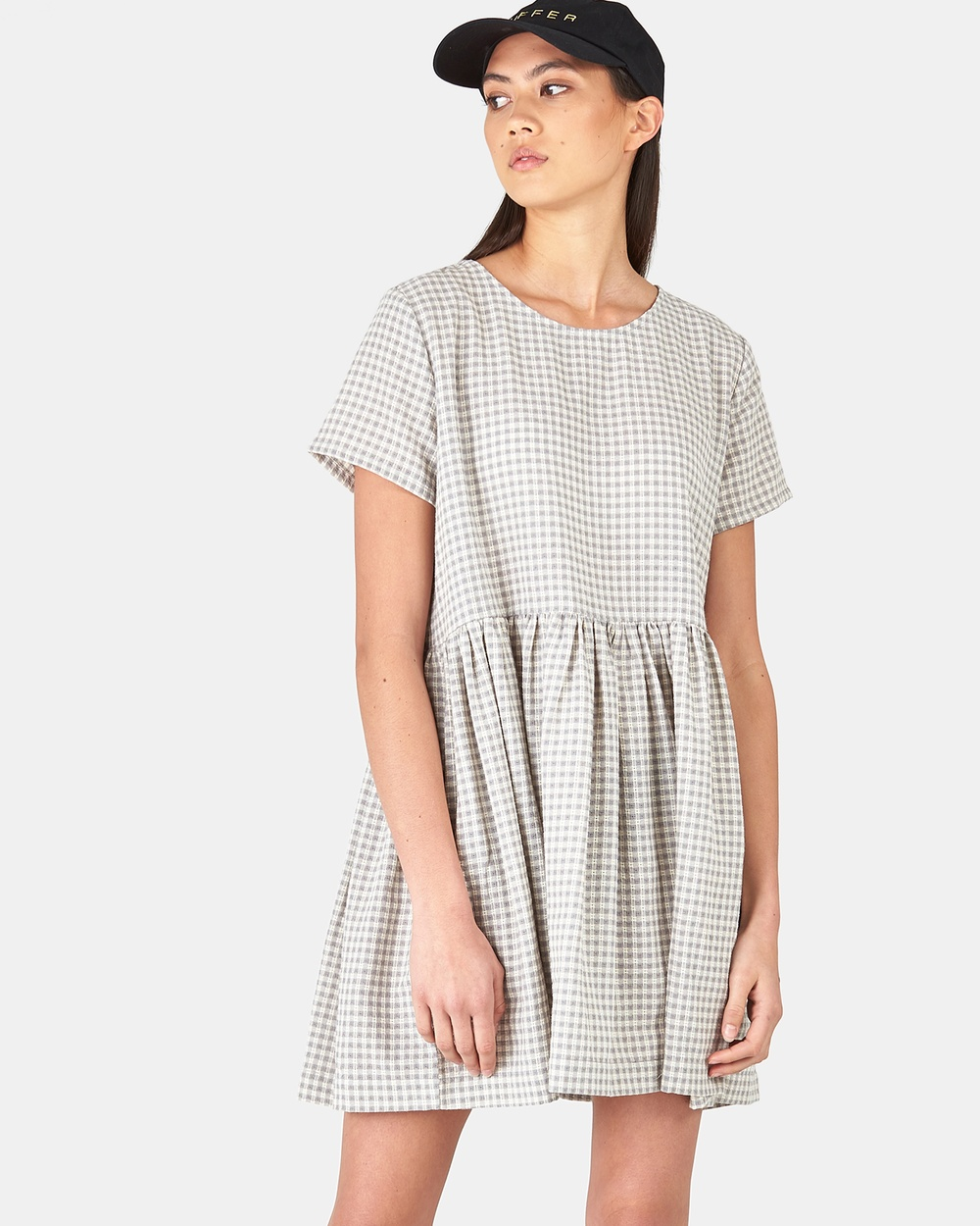 Huffer Hustle Park Dress Dresses GREY Hustle Park Dress