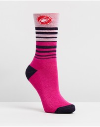 Castelli - Women's Righina 13cm Socks