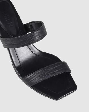 Siren Parker - Heels (Black)