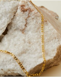 Reliquia Jewellery - Boyfriend Chain Necklace