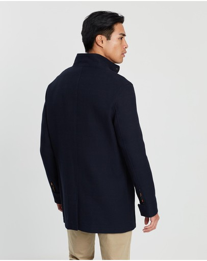Rodd & Gunn Nixon Road Coat Midnight