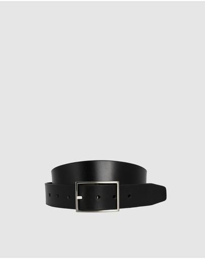 Loop Leather Co Urban County Black