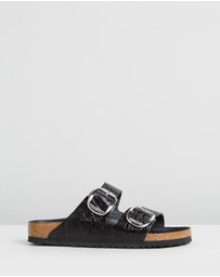 Birkenstock - Arizona Big Buckle Narrow - Women's