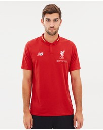 New Balance - Liverpool FC Leisure Polo