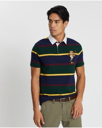 Polo Ralph Lauren - SS Rugby Bear Polo