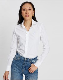 Polo Ralph Lauren - Kendall Slim Fit Poplin Shirt