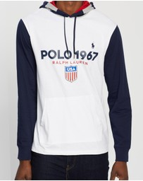 Polo Ralph Lauren - Hooded Long Sleeve T-Shirt