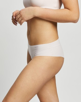 Calvin Klein Invisibles Hipster - Hipster Briefs (Nymph's Thigh)