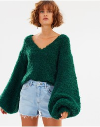 C/MEO COLLECTIVE - Revolving Knit Jumper