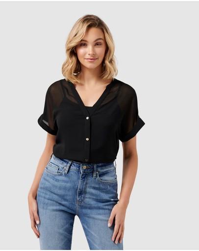0bb16a8b37e82 Shirts & Blouses | Buy Womens Blouses & Shirts Online Australia- THE ICONIC