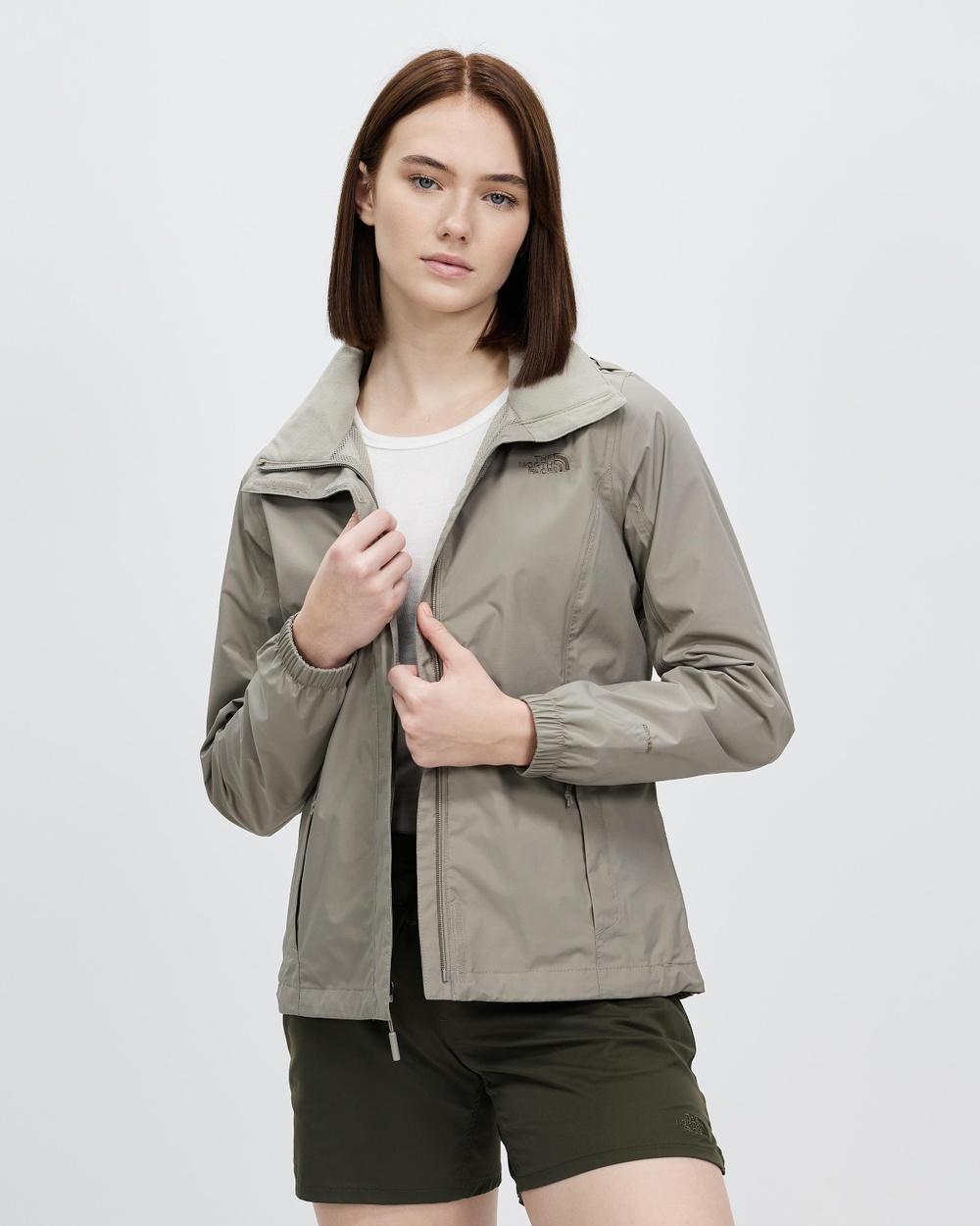 The North Face Resolve 2 Jacket Coats & Jackets Mineral Grey