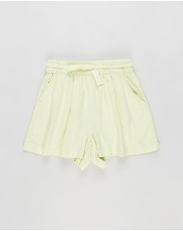Free by Cotton On - Chelsea Woven Shorts - Teens
