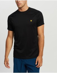 Lyle and Scott - Core Raglan Tee