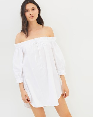 Maurie & Eve – Marcello Dress White