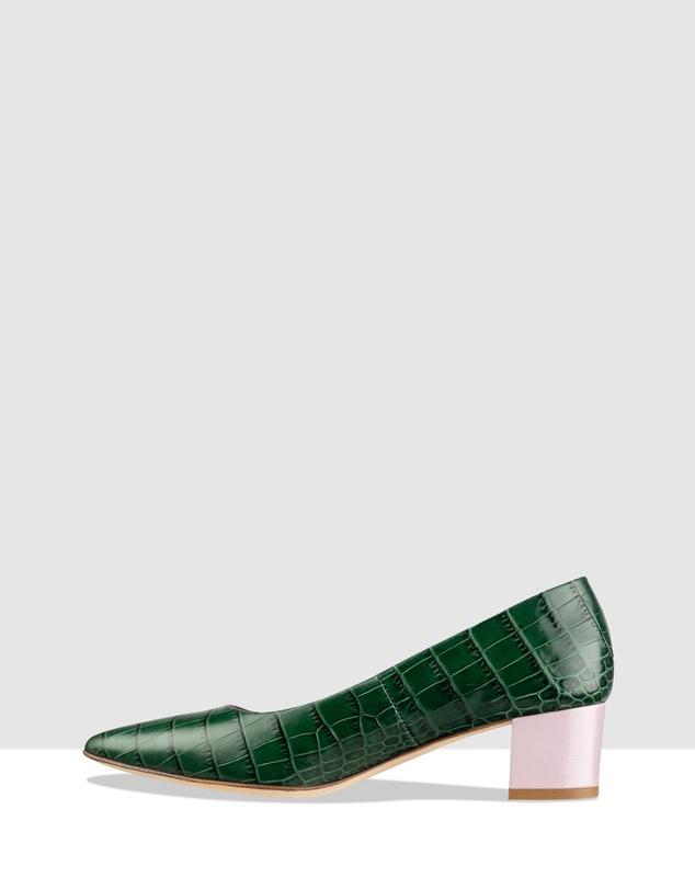 Women Atkin Block Heels