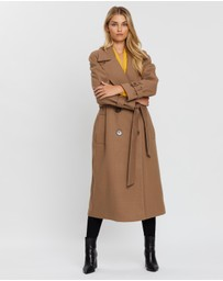 Dorothy Perkins - Double-Breasted Coat