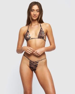 Lioness The Tayla Set - Bikini Set (Tiger)