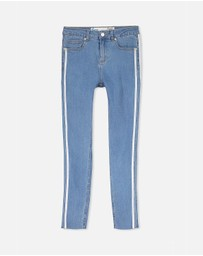 Free by Cotton On - Side Tape Jeans