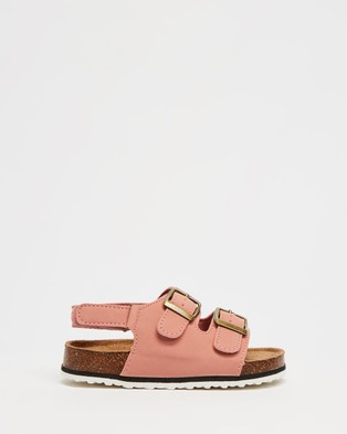 Cotton On Kids - Theo Sandals Casual Shoes (Clay Pigeon)