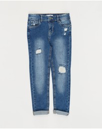 Cotton On Kids - Indie Slouch Jeans - Kids-Teens