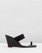 ICONIC EXCLUSIVE - Whitley Wedges